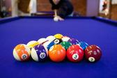 Pool Hall Billard — Stockfoto