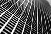 Subway Grate Closeup — Stock Photo