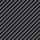 Carbon Fiber Dark Pattern — Stock Photo