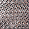 Real Steel Diamond Plate Texture — Stock Photo #26688019