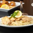 Chicken Francaise — Stock Photo