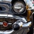 Classic Car Chrome — Stock Photo