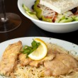 Chicken Francaise — Stock Photo #27107213