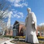 ������, ������: Noah Webster Statue