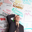 Stressed Out Business Man — Stock Photo #30396957