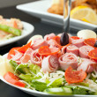 Stock Photo: Beautiful Antipasto Salad