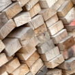 Stack of Old Lumber — Stock Photo #33805387