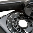 Vintage Rotary Phone — Stock Photo
