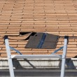 Stock Photo: Roofing Repair