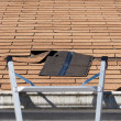 Roofing Repair — Stock Photo
