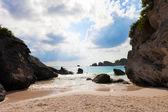 Las Bermudas Playa Herradura bay — Foto de Stock