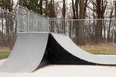 Skate Park Ramps — Stock Photo