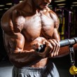 Weight Resistance Training Workout — Stock Photo #45845711