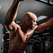 Weight Training Workout — Stock Photo #49959215