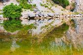 Wonderful Lake — Stock Photo