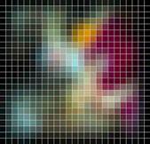 Vettoriale astratto mosaico — Vettoriale Stock