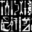 Royalty-Free Stock Vector Image: Vector icons of instruments