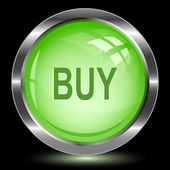 Buy. Internet button — Stock Vector