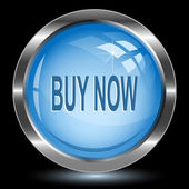 Buy now. Internet button. Raster illustration. — Stock Vector