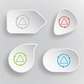 Recycle symbol. — Stock Vector
