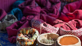 Eastern herbs and spices — Stock Photo