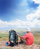山の美しさ — ストック写真