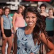 Cheerful Teenager with Smile — Stock Photo