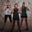 Boot Camp Workout Women — ストック写真 #14934121