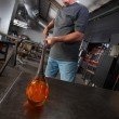 Serious Glass Artisan — Stock Photo #22605537