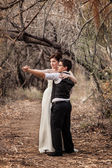 Same Sex Couple Dancing Together — Stock Photo