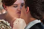 Aynı sex çift öpüşme — Stok fotoğraf