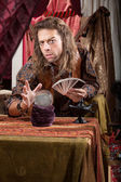 Stoic Soothsayer — Stock Photo