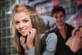 Beautiful Smiling Teen — Stock Photo