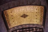 Ceiling tile detail at mausoleum of Mustafa Kemal Atatürk — Foto de Stock