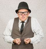 Insulted Businessman — Stock Photo