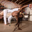 Expert Capoeira Performers — Photo