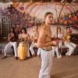 Постер, плакат: Capoeira Performers Together