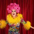 Drag Queen Performing — Stock fotografie #37376221