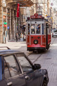 Istanbul Trolley — Stock Photo