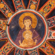 Jesus and Mary Mural in Chora Church — Stock Photo #37574929