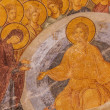 Jesus and Mary Mural in Chora Church — Stock Photo #37574939