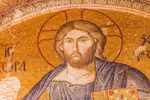 Jesus Mosaic — Stock Photo