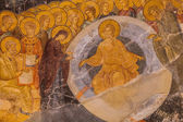 Chora Church Mural Detail — Stock Photo