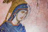 Mary Mosaic — Stock Photo
