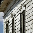 Side Detail of Abandoned Rural Church — Stock Photo #39436367