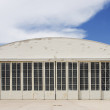 White Hangar — Stock Photo #39437007