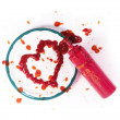 Stock Photo: Ketchup Heart