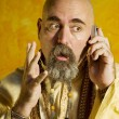 Stock Photo: Funny Guru