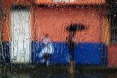 Heredia Rain — Stock Photo
