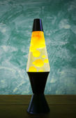 Lava Lamp — Stock Photo